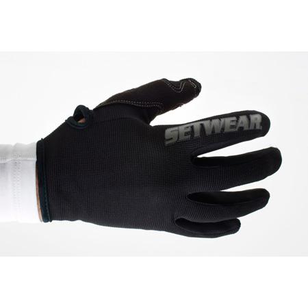 SetWear STH-05-009 Black Stealth Glove - Size M