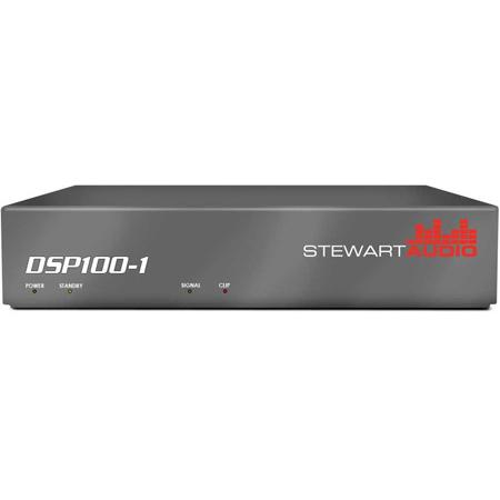 Stewart DSP100-1-CV Mono DSP-Enabled Amplifier 1 x 100W @ 70V/100V