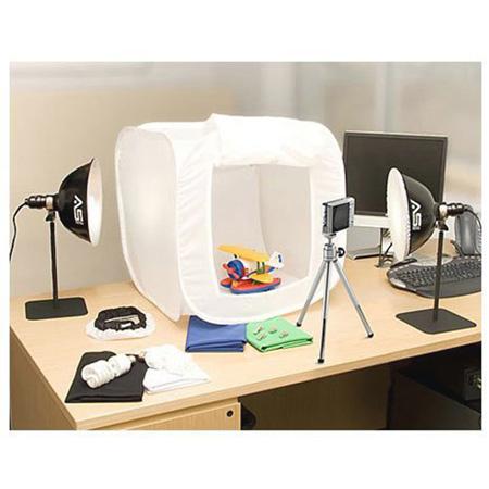 Smith-Victor 402049 ImageMaker Plus Light Tent Kit