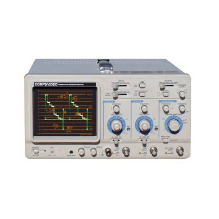 Compuvideo SVR-1780HDSD HD/SD-SDI Waveform Monitor