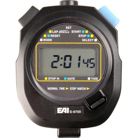 EAI S-6700S Silent Digital Stopwatch