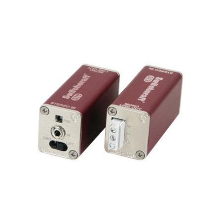 Switchcraft 319 AudioStix 1/8 In Stereo Jack to Balanced Mono Terminal Block