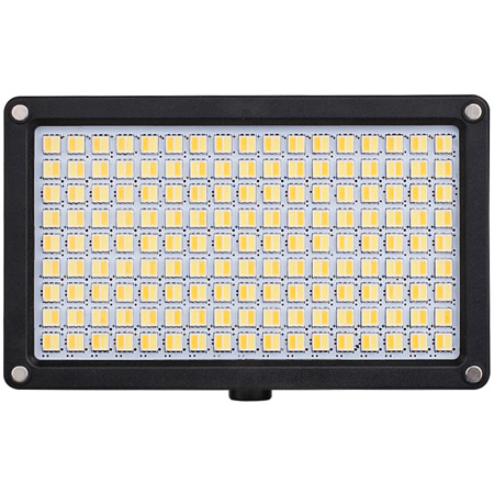 SWIT S-2241B 20W Bi-Color SMD On-Camera LED Light with Panasonic VW-VBD6 Battey Plate
