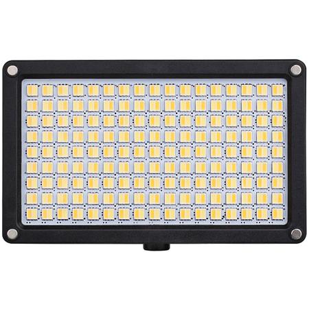 SWIT S-2241V 20W Bi-Color SMD On-Camera LED Light with JVC BN-VF823 Battery Plate