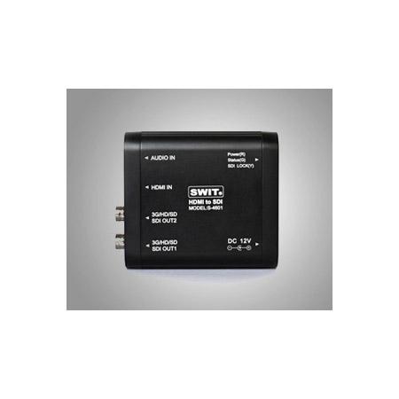 SWIT S-4601 HDMI to 3G/HDSDI Converter
