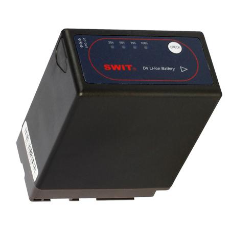SWIT S-8BG6 DV Battery with DC Output for Panasonic VW-VBG6 - Li-Ion