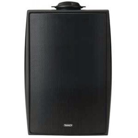Tannoy DVS 4t Ultra-Compact Surface-Mount Loudspeaker w/Transformer - Black
