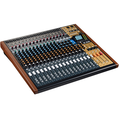 Tascam Model 24 22 Channel Mixer/24 Track Recorder/USB Interface