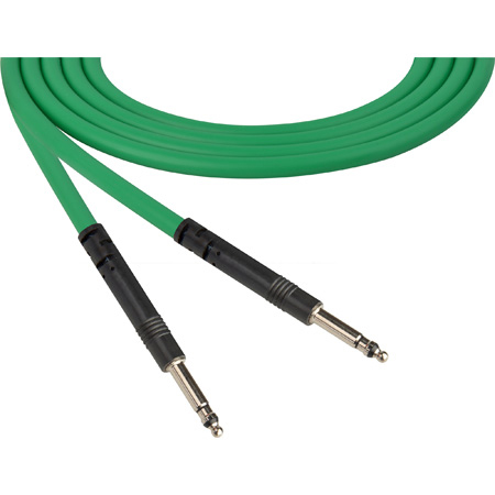 ADC-Commscope G3B Bantam to Bantam Audio Patch Cable Nickel Green - 3 Foot