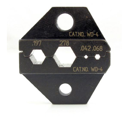 ADC-Commscope WD-4 0.197/0.278 Die Set for ADC-Commscope BNC-8 BNC Connectors
