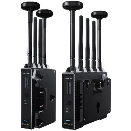 Teradek 10-2119-G Bolt 4K Max TX/RX Wireless Video System (Gold-Mount)