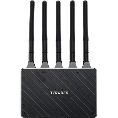 Teradek 10-2202-G Bolt 4K LT 750 3G-SDI/HDMI Wireless Receiver - Gold Mount
