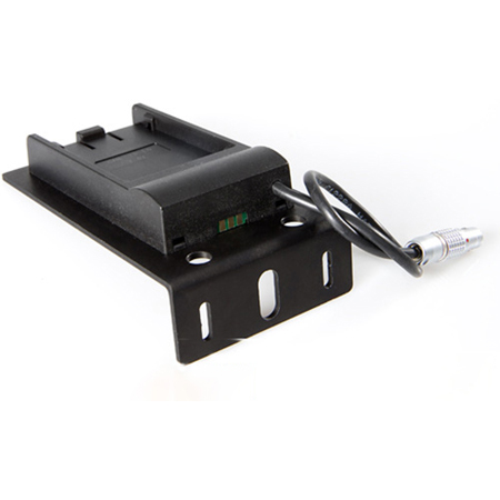 Teradek 11-0759 Bolt TX/RX Batt plate for Canon LP-E6 7.4V and Sony NP-F550 7.2V L Bracket