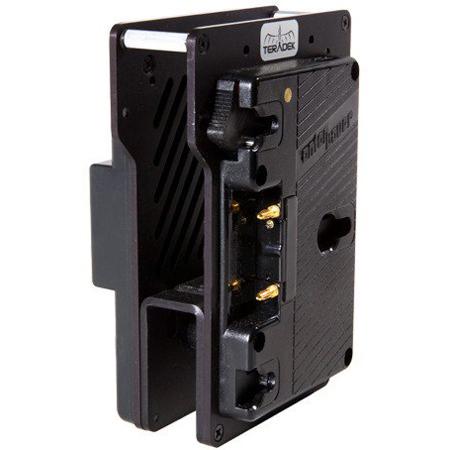 Teradek BIT-761 Bolt TX Dual AB Mount Battery Plate 14.4V
