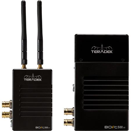 Teradek Bolt 500 XT SDI & HDMI Wireless Video System