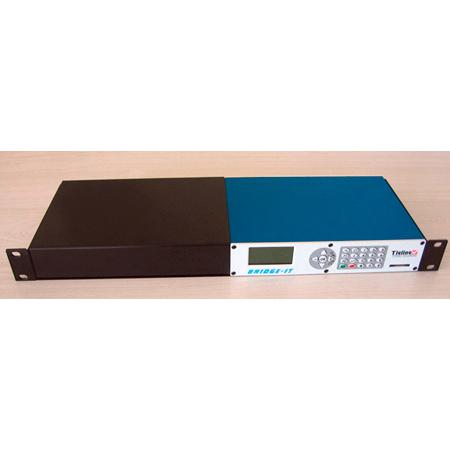 Tieline TLB5100RFBP Bridge-IT 1RU 19in Rack Frame Kit for Two Bridge-IT IP Codecs (TLB5100ED/TLB5100PRO)