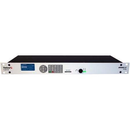 Tieline TLB5150XTRA Bridge-IT XTRA IP STL Audio Codec/ 4 GPIO/ 2 PSUs/ All Algo