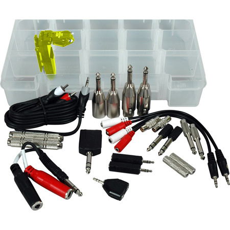 Connectronics Exclusive Performers Emergency Audio Adapter Kit