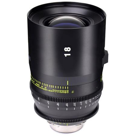 Tokina KPC-3004MFT Cinema Vista 18mm T1.5 Prime Camera Lens - MFT Mount / Focus Scale in Feet