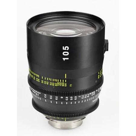 Tokina KPC-3006MFT Cinema Vista 105mm T1.5 Prime Camera Lens - MFT Mount / Focus Scale in Feet