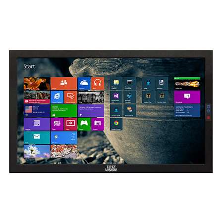 ToteVision AIO-1850 All-In-One PC with Interactive 18.5 Inch IR 2-Point Touch Screen - Intel Core i5 - 8GB RAM - HDMI