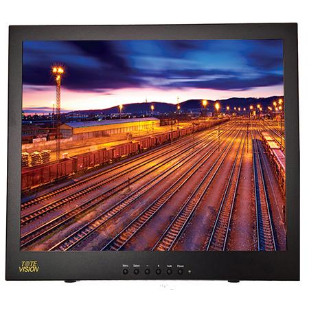 ToteVision LED-1709HD 17 Inch LED-Backlit 1080I / P HDMI LCD Monitor