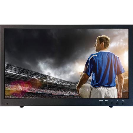 ToteVision LED-2154HDSDI 21.5-Inch Monitor/16:9/1920x1080/1000:1/250 Nit/4H Comb Filter/HDSDI In/Out/VGA/HDMI/Metal Case