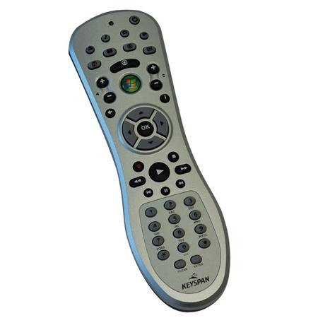 Tripp Lite ER-V2 Keyspan RF Remote Control for Windows 7 & Vista