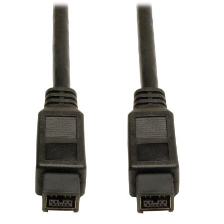 Tripp Lite F015-006 FireWire 800 IEEE 1394b Hi-speed Cable (9pin/9pin M/M) 6 Feet