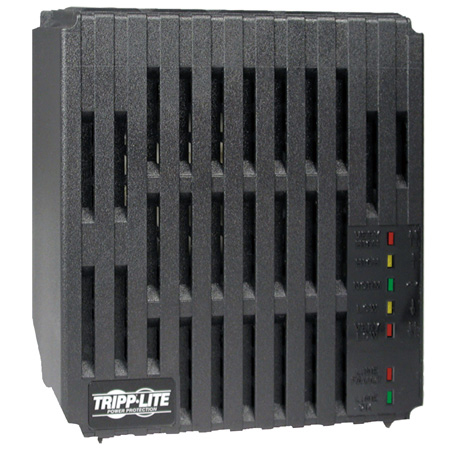 Tripp Lite LC2400 Line Conditioner 2400W AVR Surge 120V 20A 60Hz 6 Outlet 6ft Cord