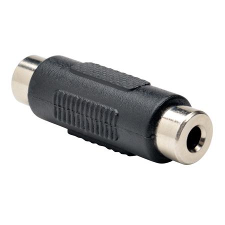Tripp Lite P310-000 3.5mm Mini Stereo Audio Coupler (F/F)