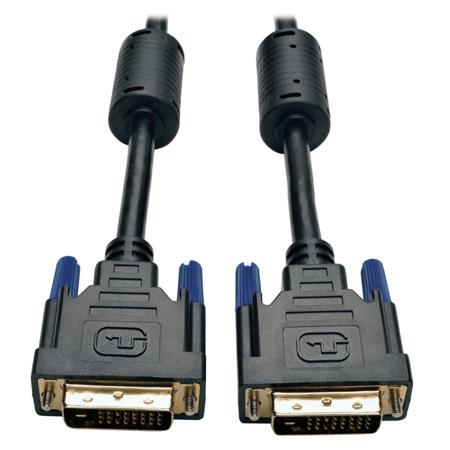 Tripp Lite P560-010 DVI Dual Link Cable Digital TMDS Monitor Cable (DVI-D M/M) 10 Feet