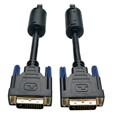 Tripp Lite P560-015 DVI Dual Link Cable Digital TMDS Monitor Cable (DVI-D M/M) 15 Feet