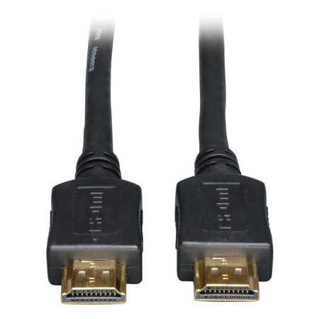 Tripp Lite P568-003 3-ft. High Speed HDMI Gold Digital Video Cable v1.3