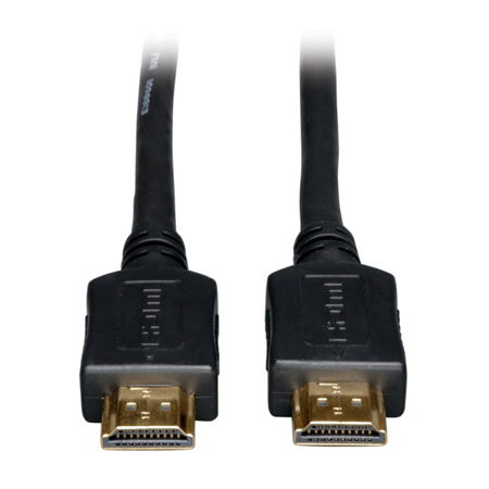 Tripp Lite P568-025 High Speed HDMI Cable Ultra HD 4K x 2K Digital Video with Audio (M/M) Black 25 Feet