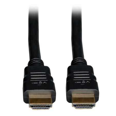 Tripp Lite P569-003 High Speed HDMI Cable with Ethernet Digital Video with Audio (M/M) 3 Feet