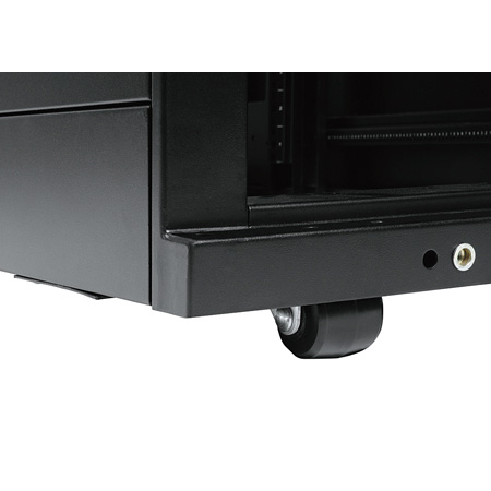 Tripp Lite SRCASTER Rack Enclosure Cabinet Heavy Duty Mobile Rolling Caster Kit