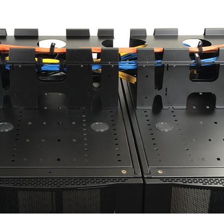Tripp Lite SRCABLETRAYEXP Rack Enclosure Cabinet Roof Mount Cable Trough Vertical EXP