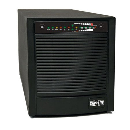 Tripp Lite SU1500XL 1500VA 1200W UPS Smart Online Tower 100V-120V USB DB9 SNMP RT