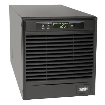 Tripp Lite SU2200XLCD 2200VA 1800W UPS Smart Online LCD Tower 120V USB DB9 SNMP RT
