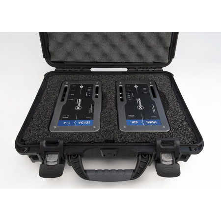 Theatrixx XVV-CC2 xVision Video Converter - Carrying Case for 2 Units