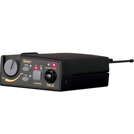 RTS TR-800-H3 UHF Two-Channel Wireless Beltpack - Band H3