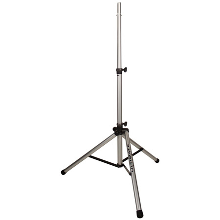 Ultimate Support TS80T Kit -  Silver Speaker Stand TS-80S with BAG90 Black Tote Bag
