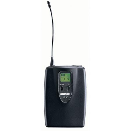 Shure ULX1 Body Pack Transmitter - J1 554 - 590 MHz
