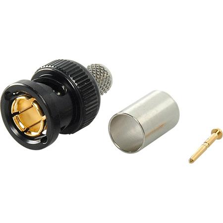 BNC Crimp Connector fits Belden 8218 1855A 1865A Gepco RGB809 Series