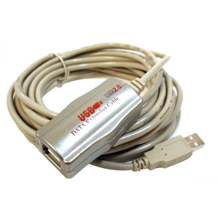 16FT USB 2.0 or 1.0 Active Extension Repeater Cable A Male to A Female