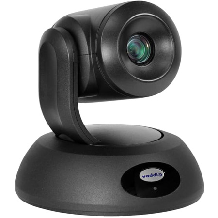 Vaddio 999-99407-000 RoboSHOT 12E Professional A/V Presentation NDI Camera - Black