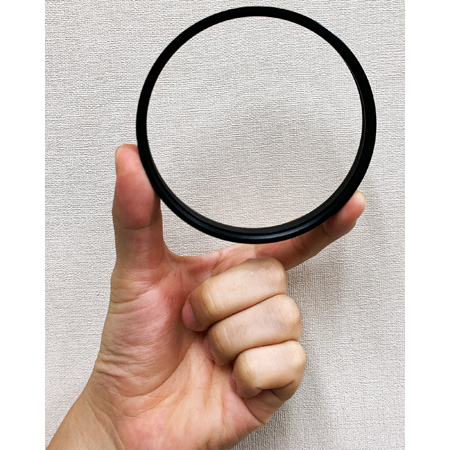 Vazen VAZEN-95RING Step-up Ring for Using 95mm Screw-In Filters with VAZEN-VZ4018ANA