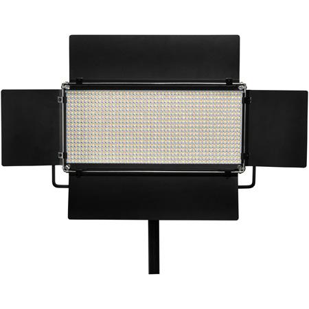 Vidpro LED-900 Professional Varicolor 900 LED Studio Lighting Kit with Carry Case