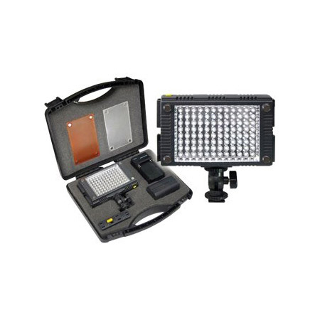 Vidpro Z-96K Professional Photo & Video LED Light Kit - Li-Ion